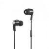 Riversong Handsfree earphone Deep Bass - Μαύρο -  - SE-QL2T-G