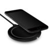 Puro Charger Wireless Charging Station QI, Max Output 5W - Μαύρο - - FCCSQI2WHI