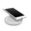 Puro Charger Wireless Charging Station QI, Max Output 5W - Άσπρο - - FCCSQI10W1BLK