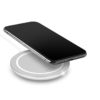 Puro Fast Charger Wireless Charging Station QI, Max Output 10W - Άσπρο - - FCCSQI20W1BLK