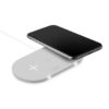 Puro Fast Charger Wireless Charging Station QI, Max Output 20W - Άσπρο - - FCCSQI20W1BLK