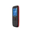 BLAUPUNKT FS01 Κινητό τηλέφωνο με κάμερα 0,3 MP και LCD οθόνη 1,8 - Μαύρο - - BLFL07BL