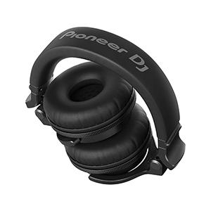 Pioneer HDJ-CUE1BT Headphones With Bluetooth - Μαύρο - - HDJ-CUE1BT-K