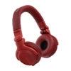 Pioneer HDJ-CUE1BT Headphones With Bluetooth - Κόκκινο - - HDJ-CUE1BT-W