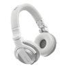 Pioneer HDJ-CUE1BT Headphones With Bluetooth - Άσπρο - - HDJ-CUE1BT-R