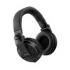 Pioneer HDJ-X5 Headphone - Μαύρο - - HDJ-X5-S