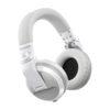 Pioneer HDJ-X5BT Headphones With Bluetooth - Άσπρο - - HDJ-X5BT-K