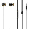 Realme Wired Earbuds-2 - Μαύρο - - HT18GRN