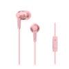 Pioneer SE-C3T In-Ear Headphones - Ροζ - - SE-C3T-B