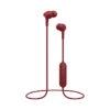 Pioneer C4 Bluetooth Headphones - Κόκκινο - - SE-C4BT-GR