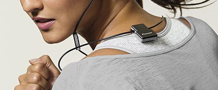 Pioneer SE-CL5BT Wireless Headphones - Μαύρο Γκρι - - SE-CL5BT-H