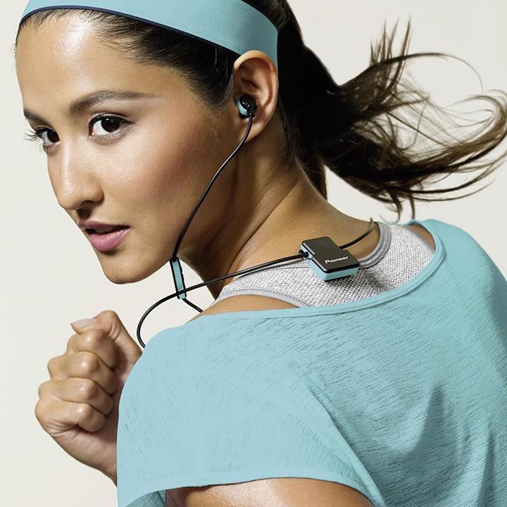 Pioneer SE-CL5BT Wireless Headphones - Μαύρο Πράσινο - - SE-CL5BT-GR
