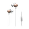 Pioneer SE-QL2T-P In-Ear Headphones - Λευκό Ροζ-Χρυσό - - SE-C3T-W