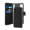 Puro Θήκη bookstyle για Galaxy A41 - Mαύρο - - SGA90BOOKC3BLK