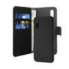 Puro Θήκη bookstyle για Galaxy Α70 - Mαύρο - - SGA7003NUDETR
