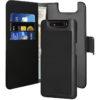 Puro Θήκη bookstyle για Galaxy Α80/Α90 - Mαύρο - - SGA50ICONBLK