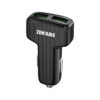 Zendure Car Charger with QC 3.0 - Μαύρο - - FCCSQI20W1WHI
