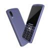 "BLAUPUNKT FL07 Κινητό τηλέφωνο με κάμερα 0,3 MP και LCD οθόνη 2,8"" - Μπλε - - BLFS01BLK"