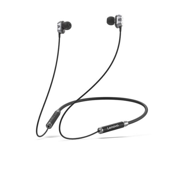 Lenovo Bluetooth Earphone(Double Coil)HE08