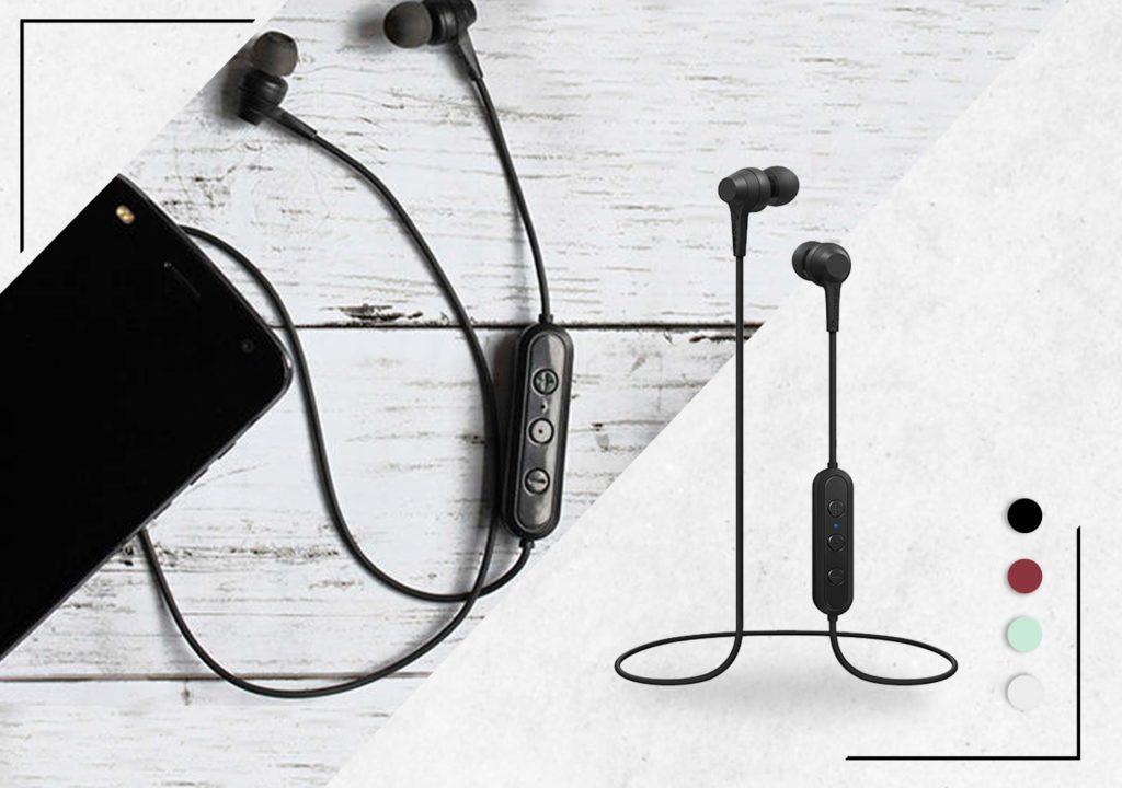 Pioneer C4 Bluetooth Headphones - Μαύρο - - SE-C4BT-B
