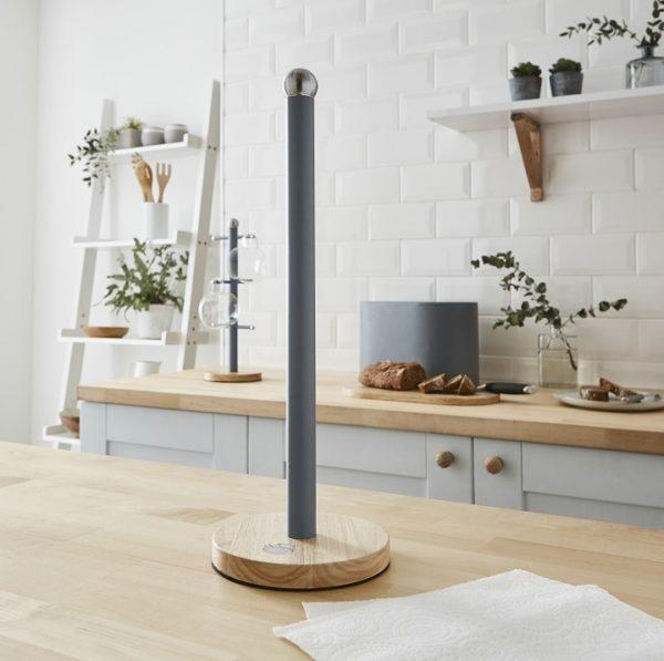 SWKA17511GRYN Slate Grey Towel Pole_LS02