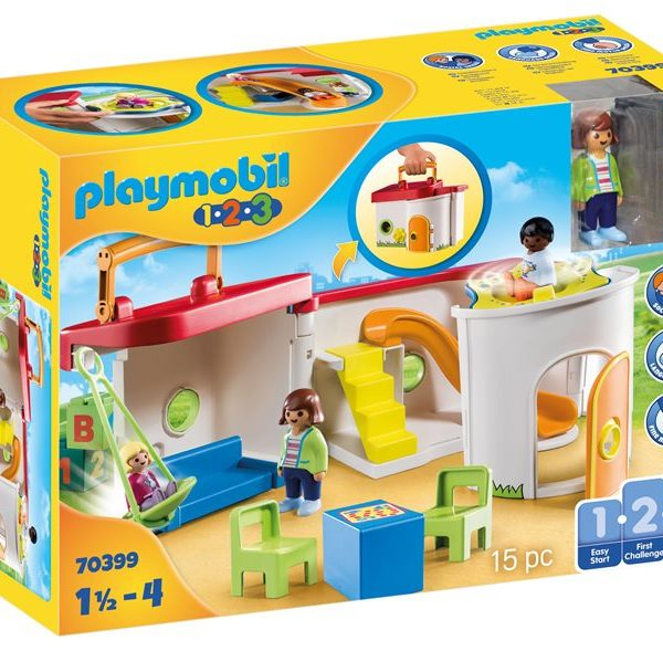 Playmobil Παιδικός Σταθμός-Βαλιτσάκι