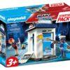 Playmobil Starter Pack Αστυνομικό τμήμα - - 70553
