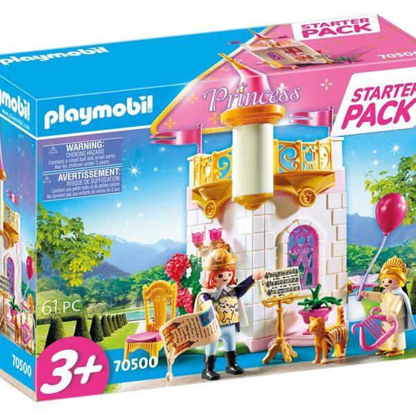 Playmobil Starter Pack Πριγκιπικός πύργος