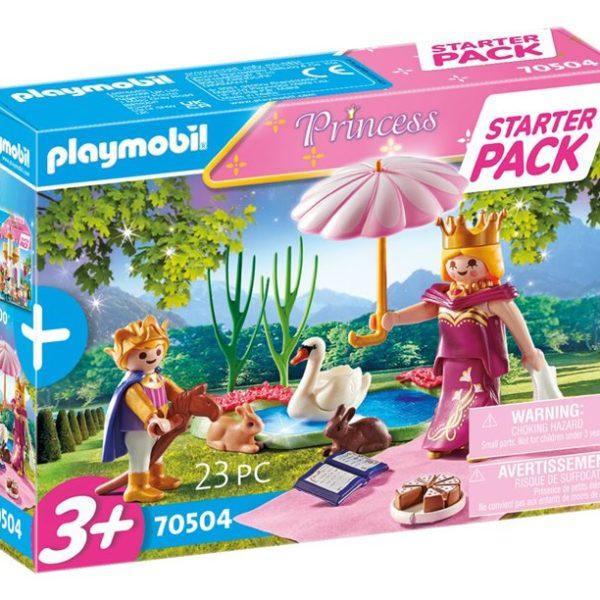 Playmobil Starter Pack Πριγκιπικό πικ νικ