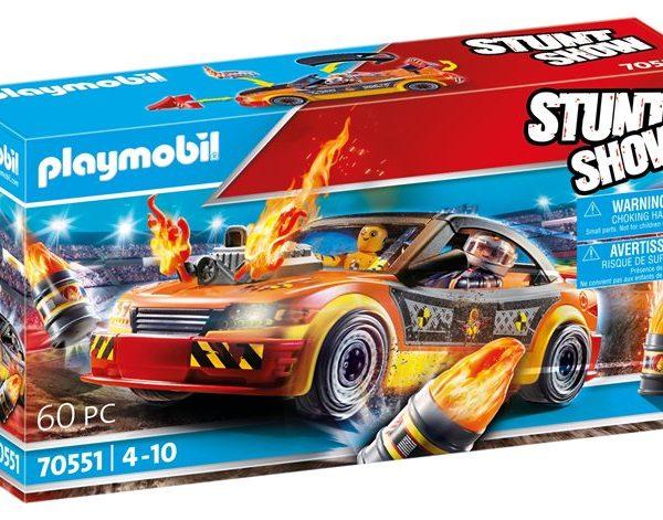 Playmobil Όχημα Ακροβατικών