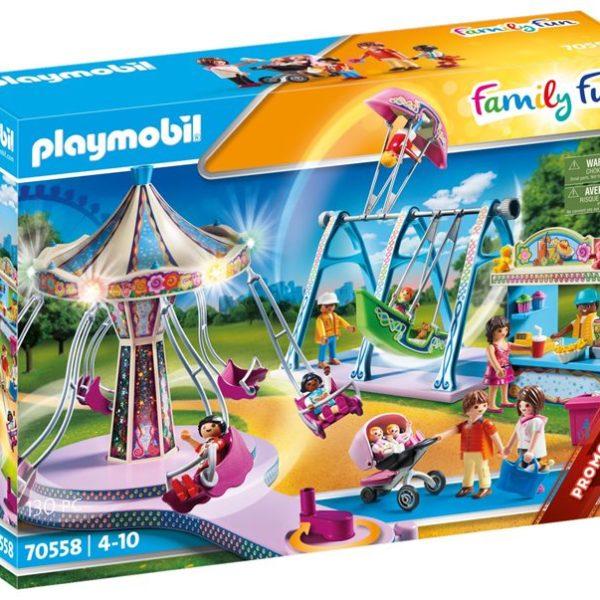 Playmobil Μεγάλο Λούνα Πάρκ