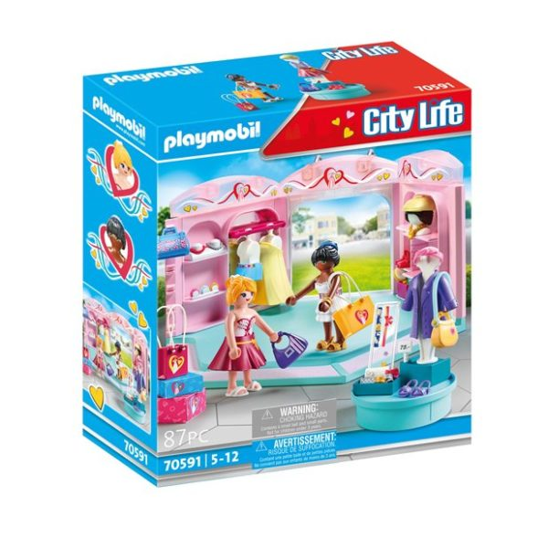 Playmobil Κατάστημα μόδας