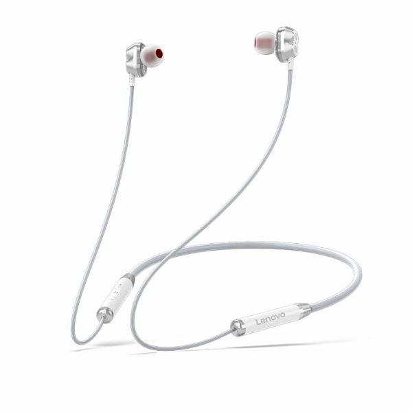 Lenovo Bluetooth Earphone (Double Coil) HE08