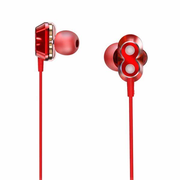 Lenovo Dual Dynamic Metal In Ear Earphone HF150