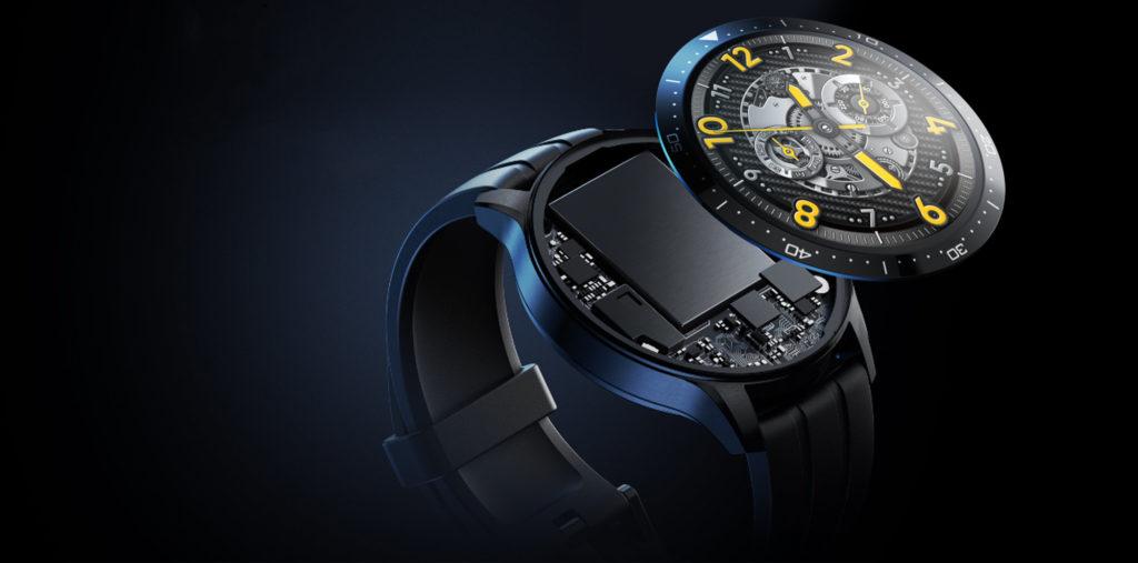Realme smart watch S Pro - Μαύρο - - RMA186
