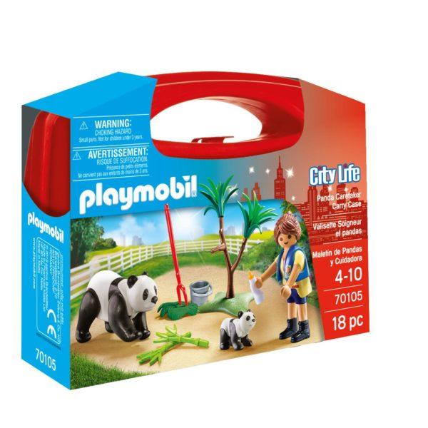 Playmobil Βαλιτσάκι Φροντίζοντας τα πάντα