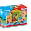 "Playmobil Play Box ""Νηπιαγωγείο"""