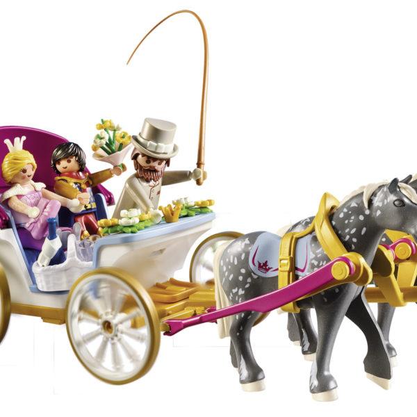 Playmobil Πριγκιπική άμαξα