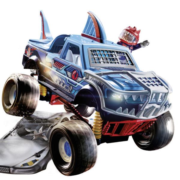 Playmobil Monster Truck Καρχαρίας