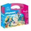 Playmobil Maxi Βαλιτσάκι Γοργόνες Με Κοχύλι