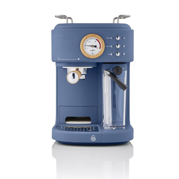 Swan Nordic Semi Auto Coffee Machine - Μπλε