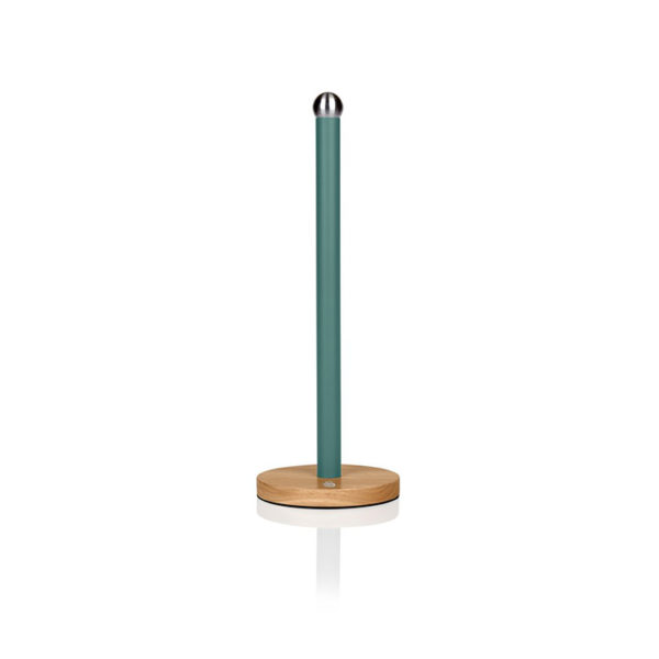 Swan Nordic Towel Pole with Wooden Base
