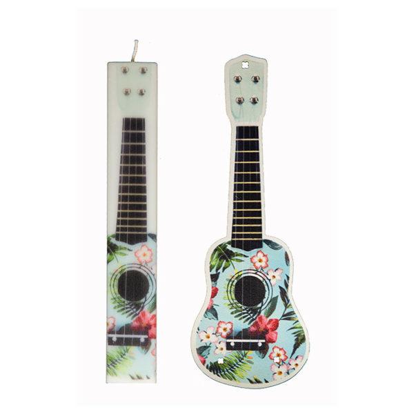 Σετ Λαμπάδα Με Kαδράκι Guitar