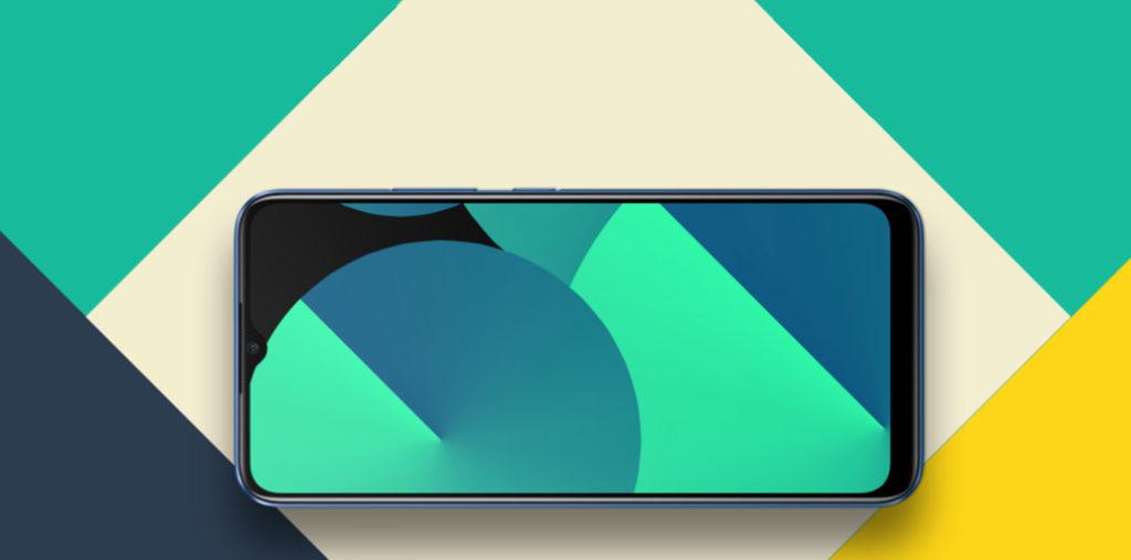 Realme C15 (RMX2180 4/64GB) Marine Blue - - RMX218064BLUE