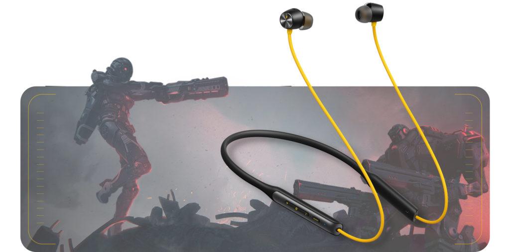 Realme Buds Wireless Pro - Κίτρινο - - RMA208YEL