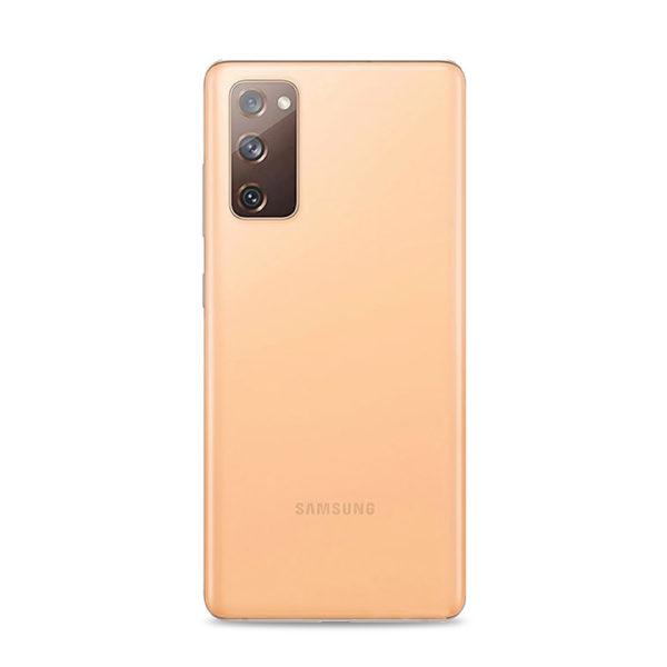 Puro Θήκη Σιλικόνης Nude για Galaxy S20 FE Διάφανο