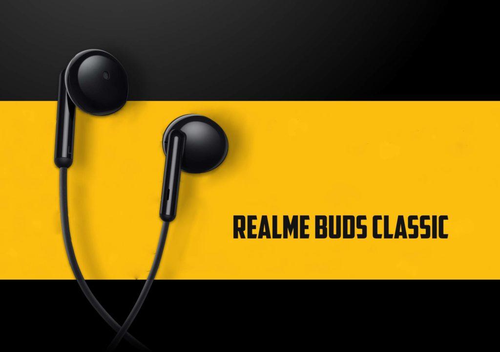 Realme Buds Classic - Άσπρο - - RMA2001WHI