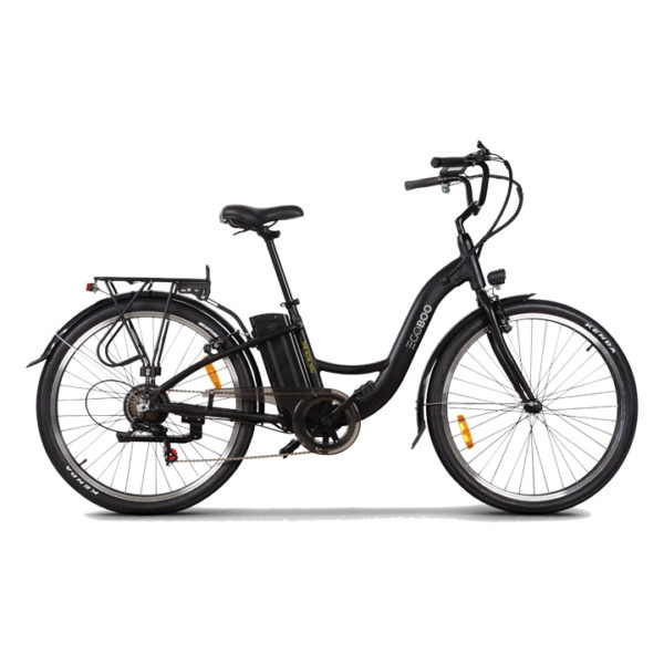 Ego Boo E-Bike E-City
