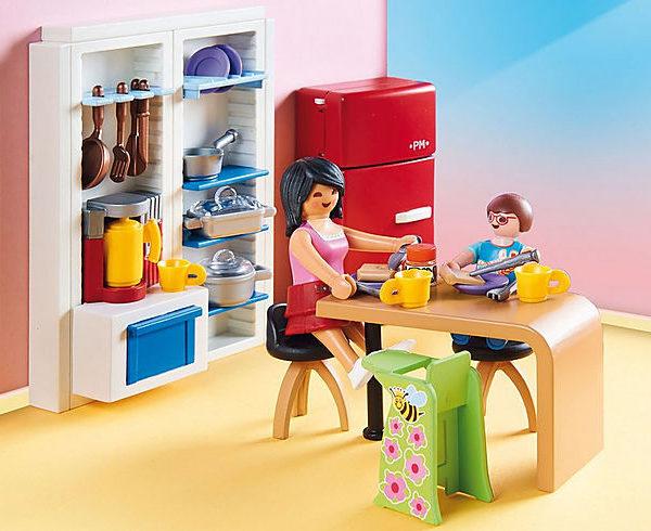 Playmobil Κουζίνα Kουκλόσπιτου