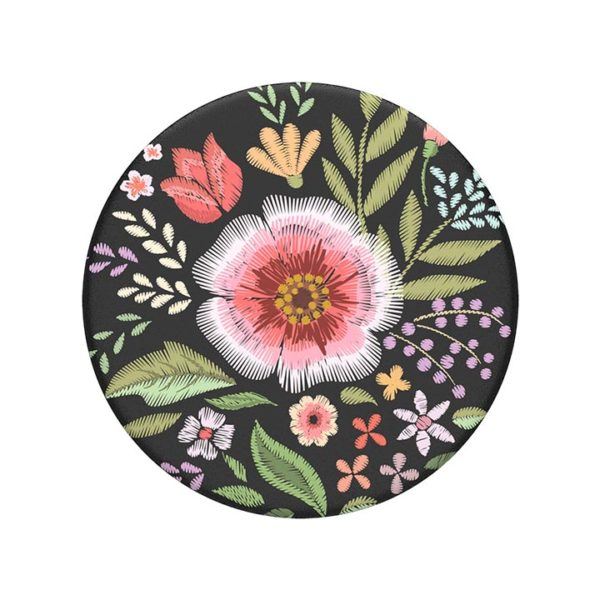 PopSockets Flower Flair BK